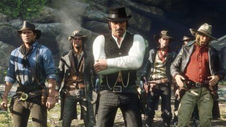 Dutch Gang - Rockstar Games