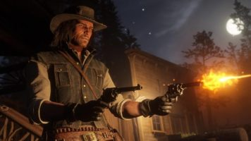 Snapshot of RDR2 online - Alessio Palumbo