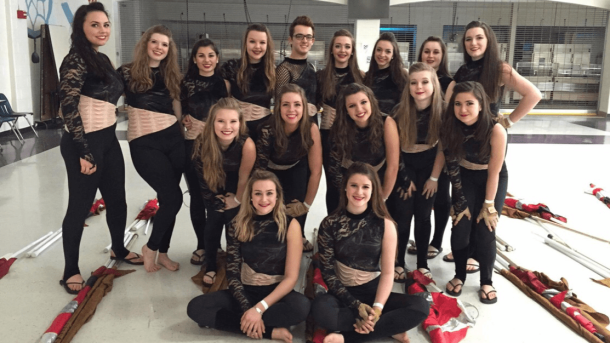 Winter Guard 2014-2015