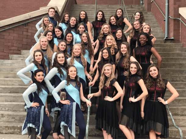 winter guard 2017-2018