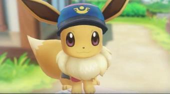eevee costume Pokemon company