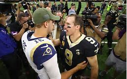 goff brees