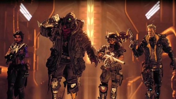 Borderlands-3-Characters - gearbox software