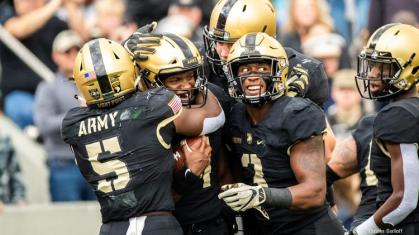 I truly think Army has potential to be one of the best teams in college football this year. Michigan better watch out when the Black Knights visit Ann Arbor (Photo Courtesy of The Business Journals)