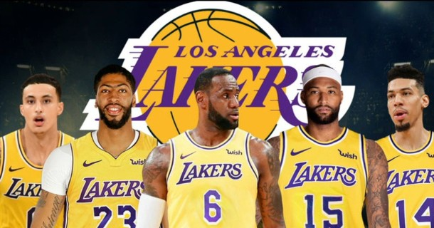 before lakers