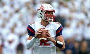 The Liberty Flames are going to make their first ever bowl game in 2019. Mark it down. (Photo courtesy of College Football News)