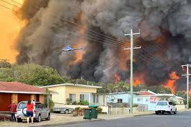 australia fires picture four